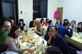Масленица в Тайбэе 17 марта 2013 года