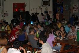Встреча со студентами 2009