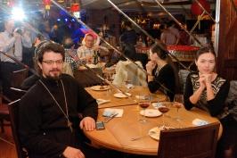 Ежегодная новогодняя встреча 2015