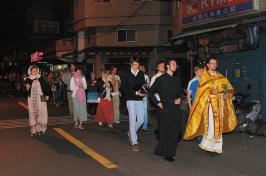Пасха в Тайбэе 5 мая 2013